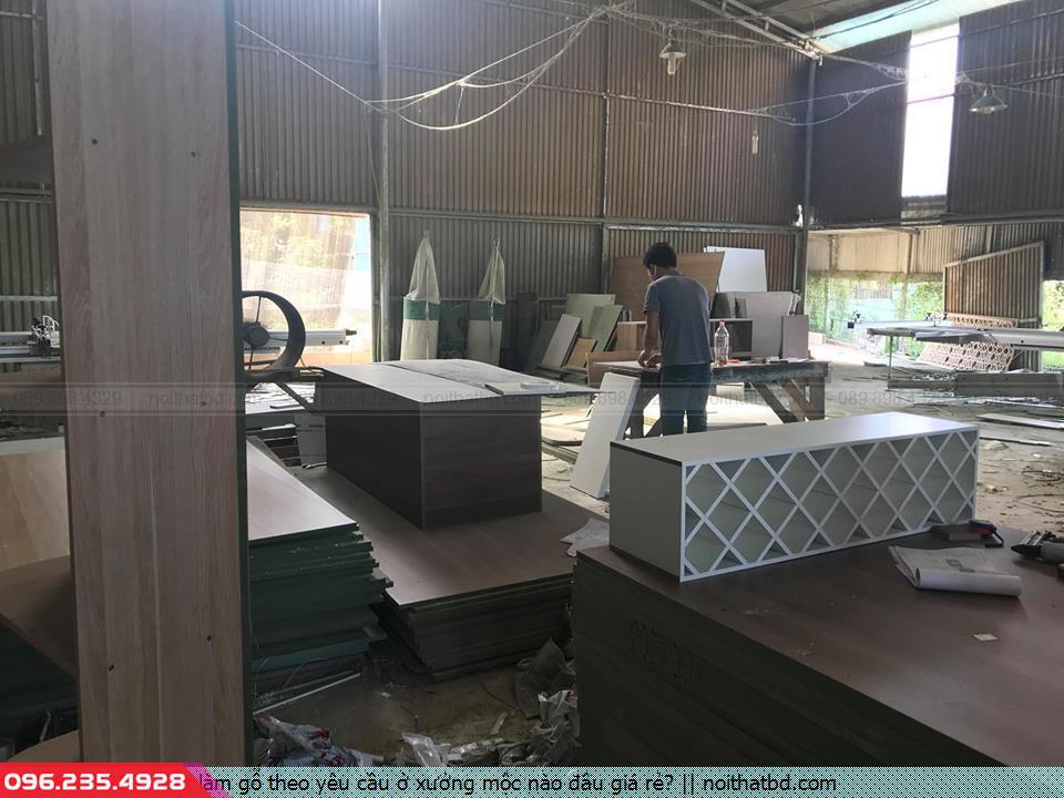 Đặt làm gỗ theo yêu cầu ở xưởng mộc nào đâu giá rẻ?