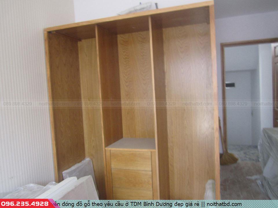 Chuyên đóng đồ gỗ theo yêu cầu ở TDM Bình Dương đẹp giá rẻ