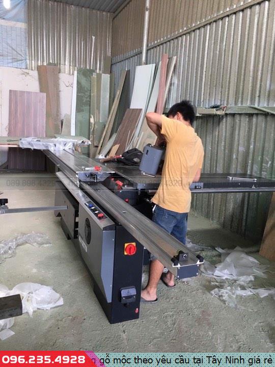 Đóng gỗ mộc theo yêu cầu tại Tây Ninh giá rẻ