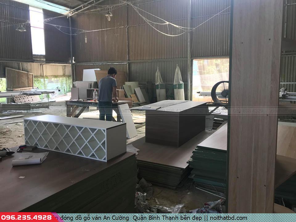 Nhận đóng đồ gỗ ván An Cường  Quận Bình Thạnh bền đẹp