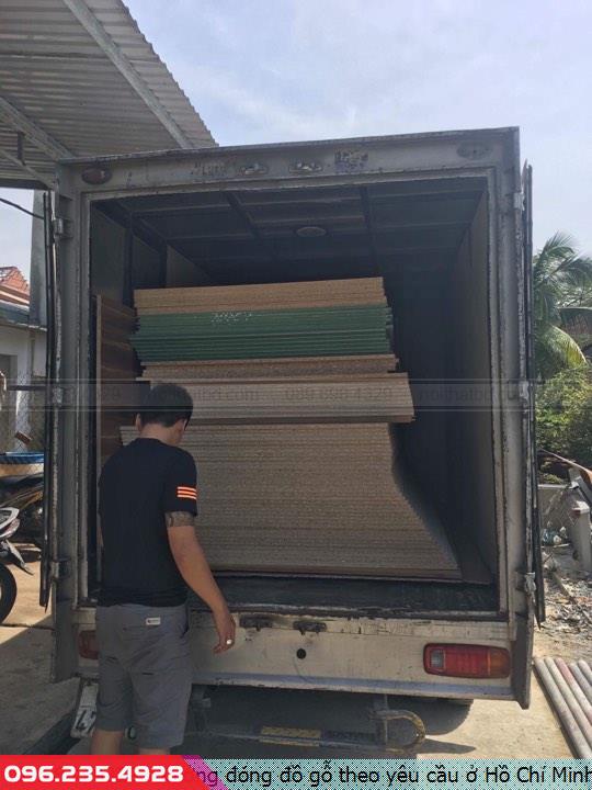 Xưởng đóng đồ gỗ theo yêu cầu ở Hồ Chí Minh giá rẻ