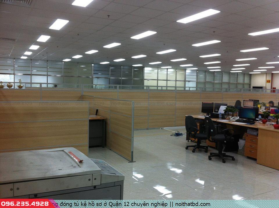 Xưởng đóng tủ kệ hồ sơ ở Quận 12 chuyên nghiệp