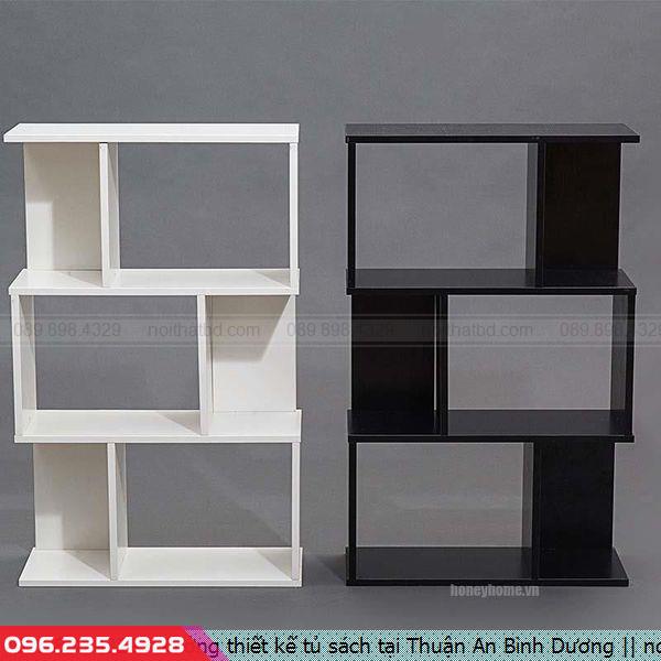 Xưởng thiết kế tủ sách tại Thuận An Bình Dương